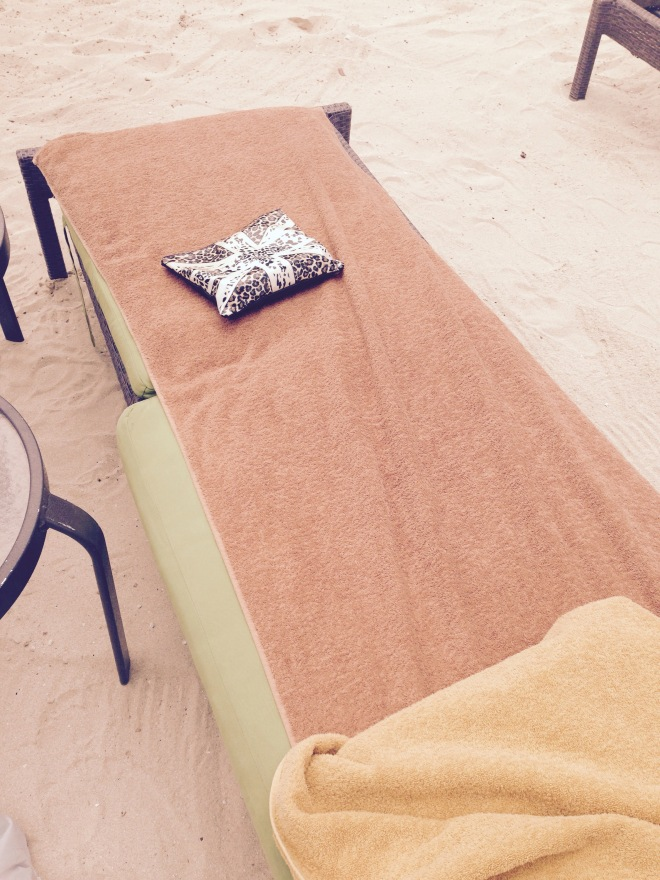 Picture of sunbed