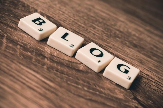 Blog. Blogging. Blogger