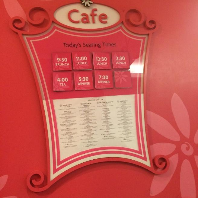 Dolls Cafe
