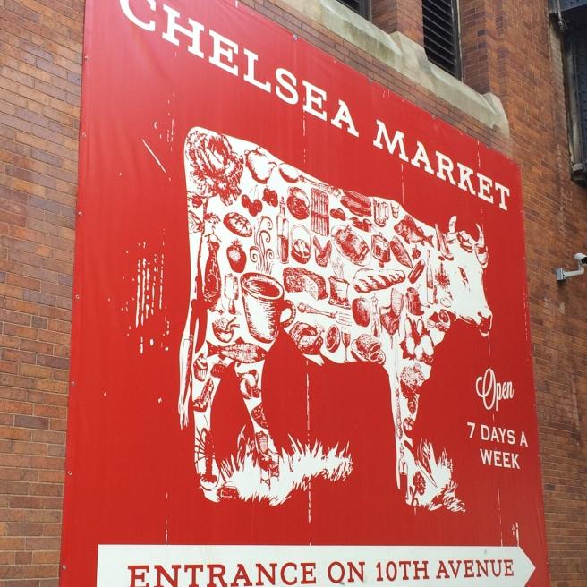 Chelsea Market. New York.