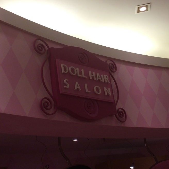 Dolls Hair Salon