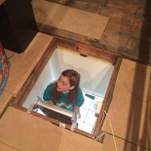 Kid in the Loft
